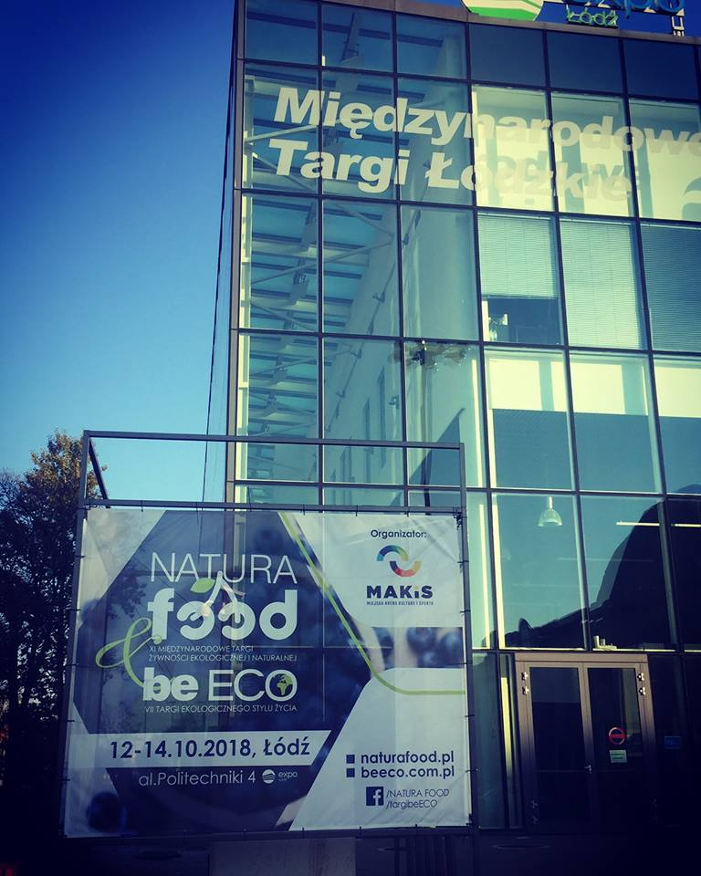 NATURA FOOD EXPO W ŁODZI